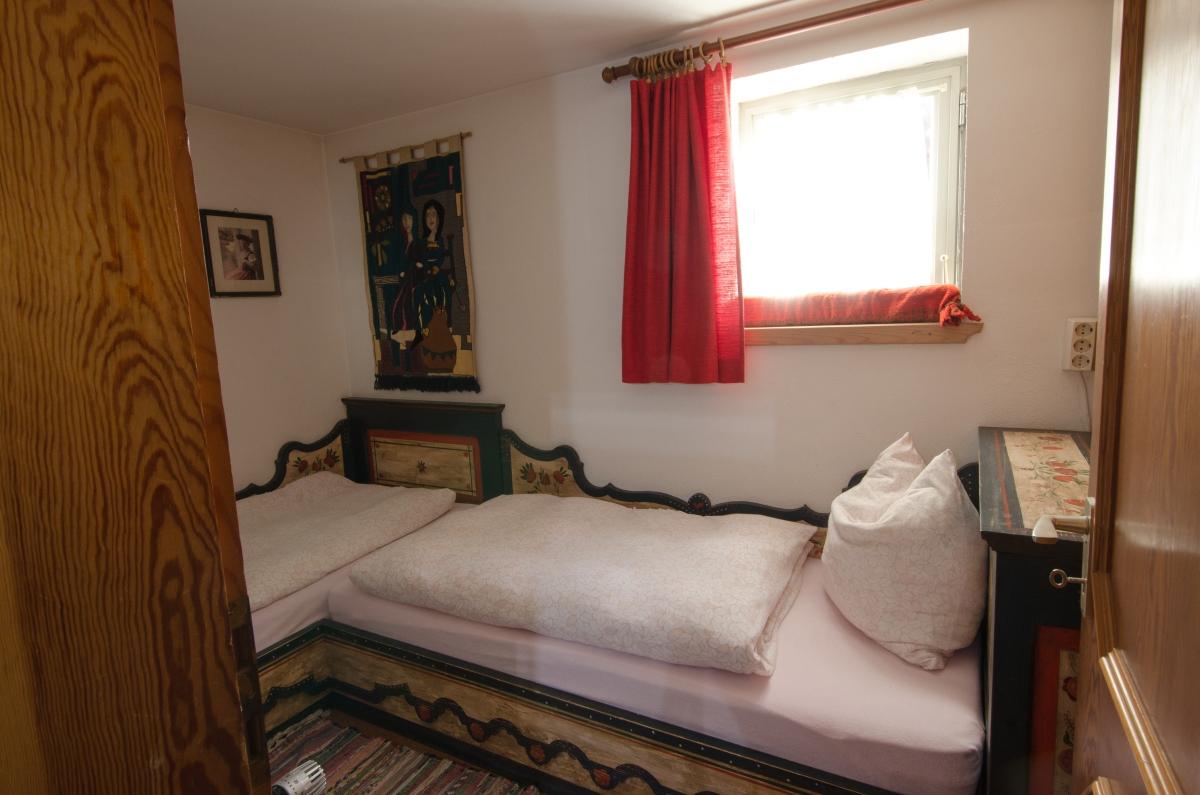 Schlafzimmer unten-links